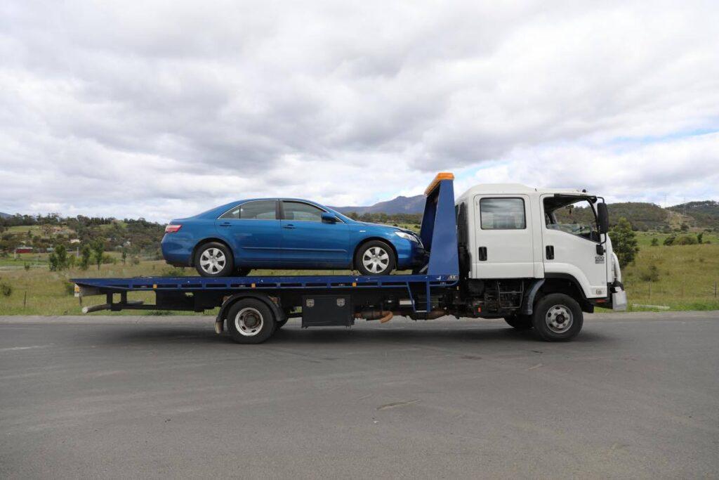 Car Removal Tasmania